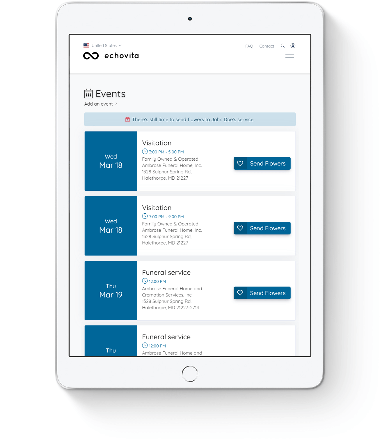 Create The Obituary Of Your Loved One For Free Today