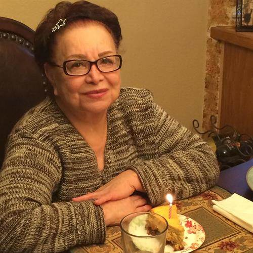 Sarah Rosas's obituary , Passed away on April 30, 2021 in Victorville, California