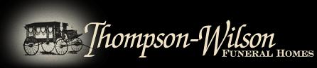 Thompson-Wilson Funeral Home