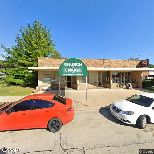 Church & Chapel Ritter-Larsen  Funeral Services and Preplanning Centers