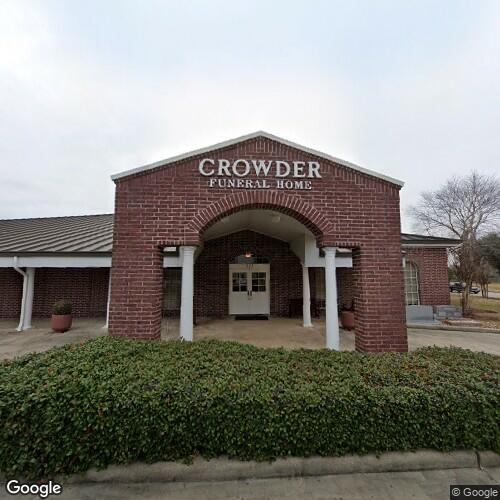 CROWDER FUNERAL HOME – WEBSTER / CLEAR LAKE