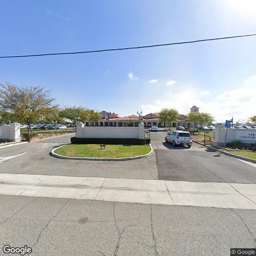 Calvary Cemetery and Mortuary - Los Angeles