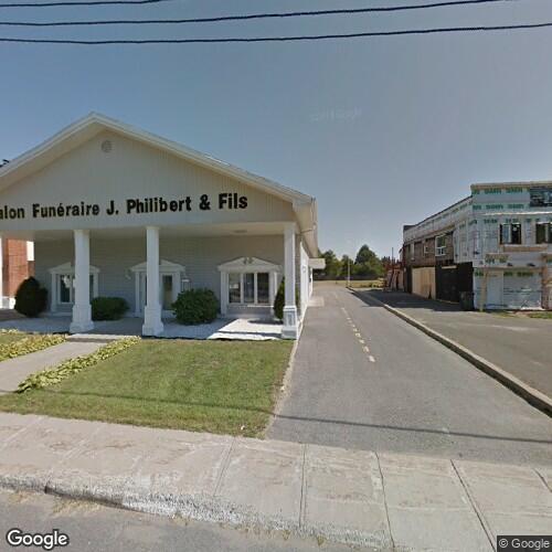 Maison funéraire Philibert J & Fils Inc